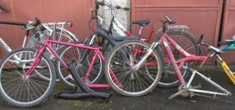 У волинянина правоохоронці знайшли 22 велосипеди. Частина – крадені. ФОТО