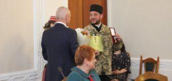 Олександр Савченко вручив президентські відзнаки двом волинянам