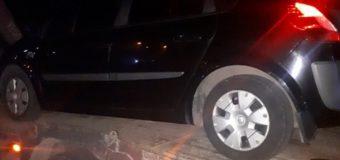 У Луцьку авакуювали на штрафмайданчик автомобіль таксі, водій якого порушив правила паркування
