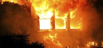 У селі на Волині в пожежі загинув молодий чоловік