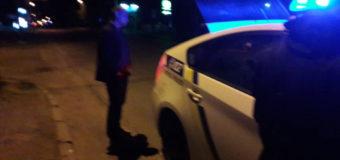 У Луцьку п'яний лікар на позашляховику порушував правила дорожнього руху
