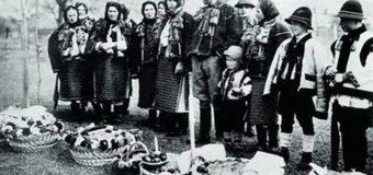 Показали ретро фото святкування Великодня в Україні