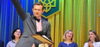 Найкращим вчителем з німецької мови в Україні визнали лучанина