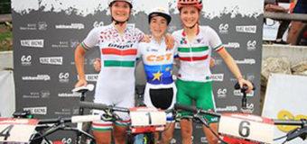 Спортсменка з Волині  виграла Гран-Прі з маунтенбайку в Австрії