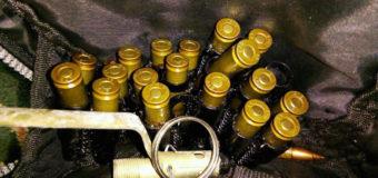 У 38-річного лучанина виявили маже 200 набоїв різноманітного калібру, гранату та запал до неї