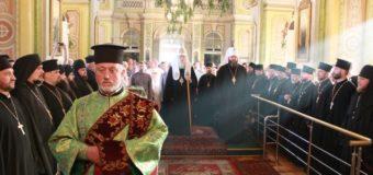 До Луцьку приїхав Патріарх Філарет