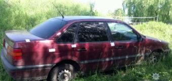 На Волині поліція затримала два авто із сумнівними документами