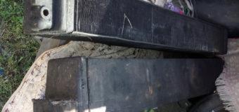 На Волині зловмисник викрав із тепловоза два металеві радіатори