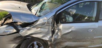 У Луцьку зіткнулися два автомобілі, госпіталізували пасажира