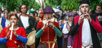 У Луцьку відбудеться фестиваль середньовічного духу «Князівський бенкет»
