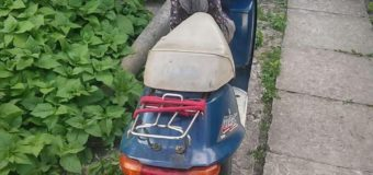 Нетверезий, з газовим пістолетом і без документів: у Луцьку спіймали мотоцикліста