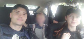 У Луцьку 5-річна дитина була на вулиці з п'янючою мамою, яка не трималася на ногах