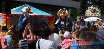 Діти та дорослі отримали 100 % вражень на«Святі Морозива» у Луцьку