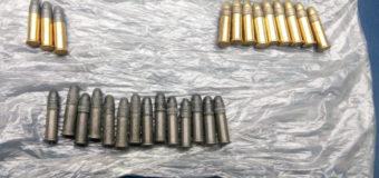 Патрульні у Ковелі зупинили чоловіка, який в кишені штанів сховав пакет із 26 патронами