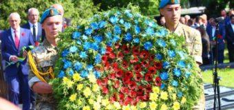 У Луцьку вшанували пам'ять загиблих у Другій світовій війні