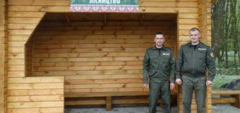 У селах Воротнів та Муравище, що неподалік Луцька, встановили екозупинки