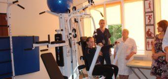 У Володимир-Волинському ТМО створили сучасний кабінет лікувальної фізкультури