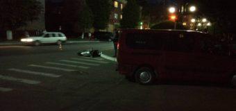 У Нововолинську в аварії загинув скутерист