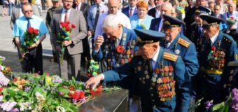 У Луцьку відзначили 73-тю річницю перемоги над нацизмом