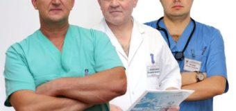 Волинські медики врятували чоловіка, який вистрілив собі в груди з вогнепальної зброї