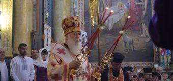 Патріарх Філарет очолив богослужіння у соборі на Волині. ФОТО