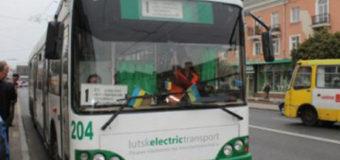 У Луцьку може зрости вартість проїзду в тролейбусах