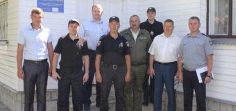 У Камінь-Каширському та Любешівському районах розпочали роботу поліцейські станції