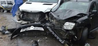 В аварії на Волині постраждало шестеро осіб