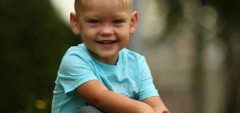 У Луцьку прооперували онкохворого 3-річного Романа Гальчика