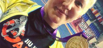 Лучанка виборола золото на чемпіонаті Європи з панкратіону