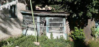 У Луцьку муніципали демонтували незаконно встановлені сараї