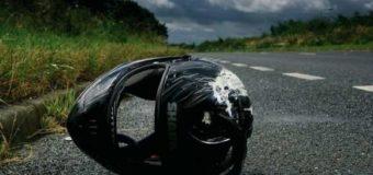 На Волині випускник на мотоциклі потрапив у ДТП