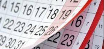 Українці матимуть додаткові вихідні у зв'язку з Днем Конституції