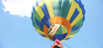"""Лучан чекають цікаві розваги на фестивалі  """"Аеросфера. Карнавал повітряних куль"""""""