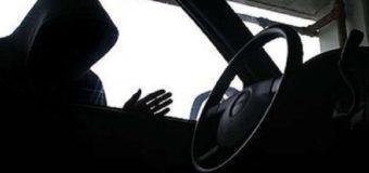 На Волині спіймали злодія, який обікрав машину