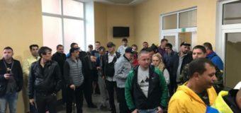 Активісти «Авто євро сила» вимагають «припинити поліцейське свавілля на Волині»