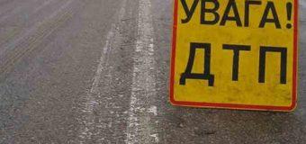 ДТП у Ковелі: водій легковика збив мотоцикліста