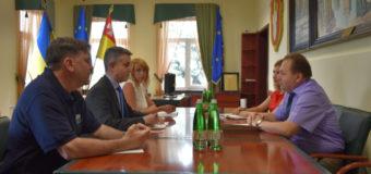 У Луцьк приїздили представники Спеціальної моніторингової місії ОБСЄ