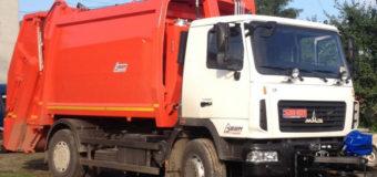 Для Луцька придбають сміттєвоз за 800 тисяч гривень