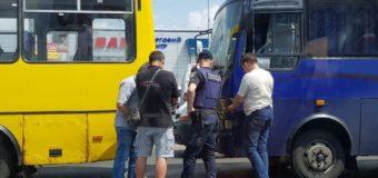 У Луцьку аварія за участю маршрутного таксі й автобуса