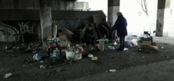 У Луцьку пропонують при храмах облаштувати приміщення для бездомних