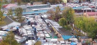 Центральний ринок Луцька можуть перенести на вулицю Набережна