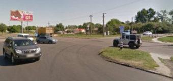 У Луцьку на перехресті встановлять світлофорний об'єкт за майже 2 мільйони гривень