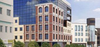 У центрі Луцька мають намір збудувати торгово-офісний центр