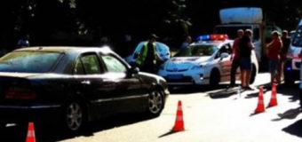 У Луцьку на пішохідному переході Mercedes збив двох дівчат