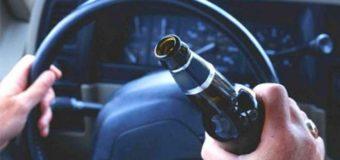 Волинянин після скоєння ДТП розпивав алкоголь і пригостив ним неповнолітню пасажирку