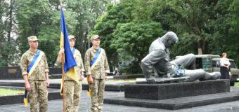 У Луцьку відзначили річницю визволення Волині від нацистів. ФОТО