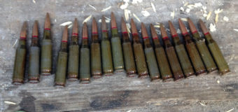 На Волині у помешканні 23-річного чоловіка поліція знайшла патрони