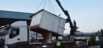 Повідомили, чому демонтували п'ять кіосків на автостанції у Луцьку