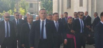 У Луцьк приїхав Президент Польщі Анджей Дуда. ФОТО